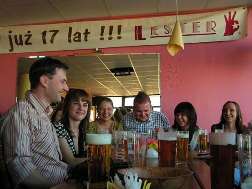 17-lecie firmy Lester S.A.