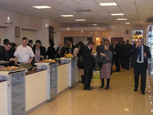 Konferencja zorganizowana w siedzibie Lester dla klientów firmy